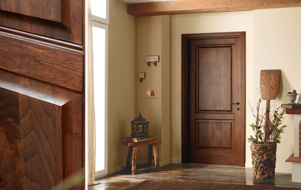 Какие межкомнатные двери украшают интерьер