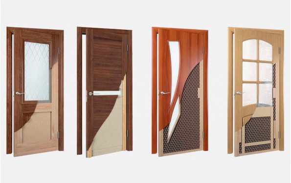 Какие термины нужно знать при покупке межкомнатных дверей